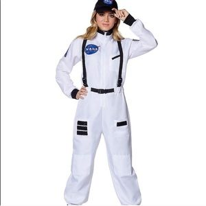 NASA spacesuit costume